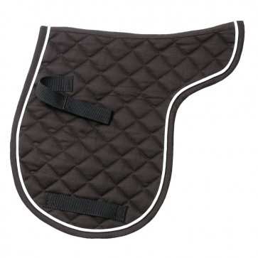 EquiRoyal Miniature Contour Quilted Comfort Saddle Pad
