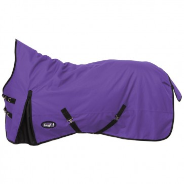 Tough-1 1200D Waterproof Poly High Neck Turnout Blanket.