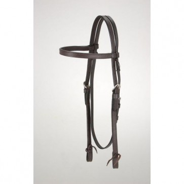 King Series Horse Browband/Tie Ends Cherokee Headstall
