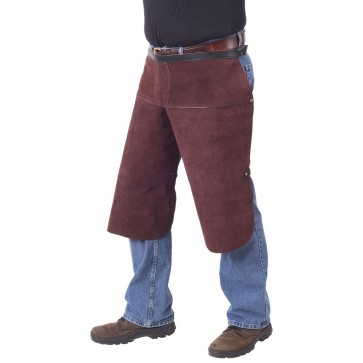 Tough-1 Suede Leather Hay Apron