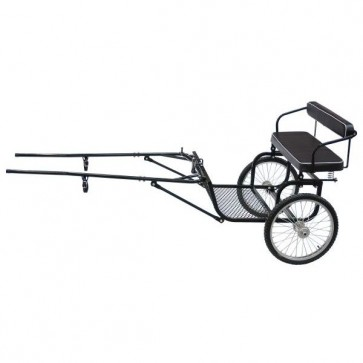 Tough-1 Easy Entry Driving Cart