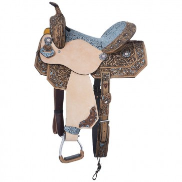 Skylar Collection Barrel Saddle