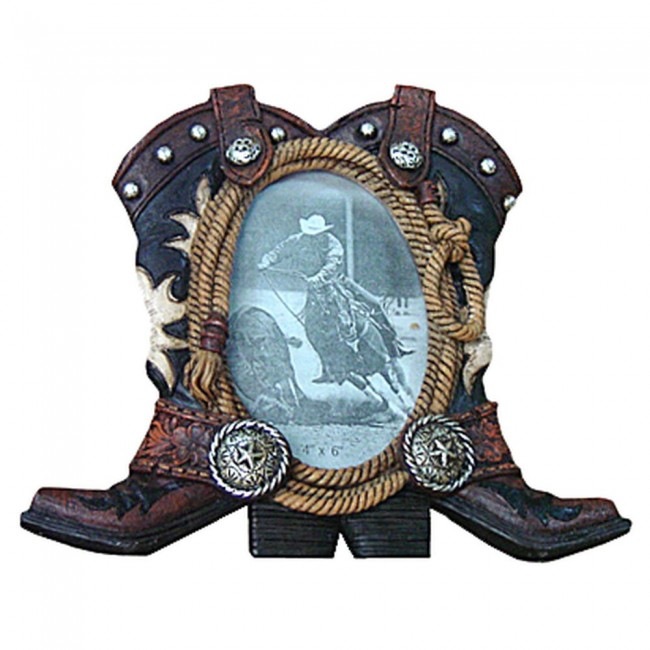Cowboy Boots Frame - Frames - Gift Corral™ Gifts
