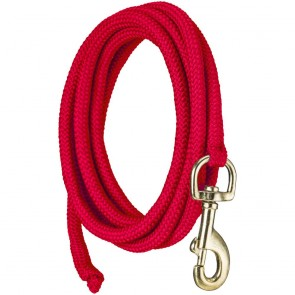 Tough1® Miniature Cord Lead with Brass-Plated Bolt Snap