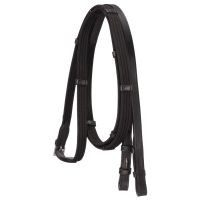 Silver Fox Cotton Web Reins