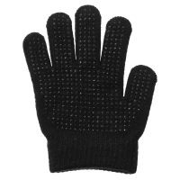 Tough1® Children's Pebbled Grip Stretchy Knit Riding Gloves