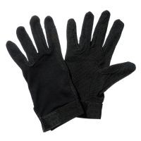 Tough1® Cotton Pebble Grip Riding Gloves
