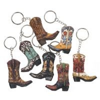Key Chain Cowboy Boot