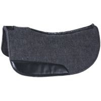 "Tough1® Contour 3/4"" Felt Barrel Saddle Pad"