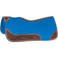 "30"" x 30"" Buckstitch Barrel Saddle Pad"
