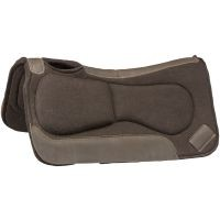 Contour Fit Build Up Felt Saddle Pad