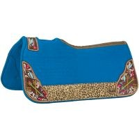Hand Painted Arrow Saddle Pad