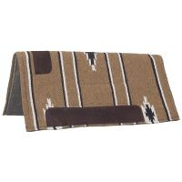 Tough-1 Sierra Square Saddle Pad/Felt Bottom
