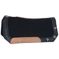 Cheyenne Belt Buckle Bling Saddle Pad