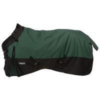 Tough 1® Super Tough 1200D Waterproof Poly Turnout Sheet with Snuggit™ Neck