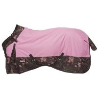 Tough-1 Tough Timber 1200D Waterproof Poly Snuggit Turnout Blanket