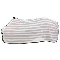 Tough-1 Lightweight Fly Scrim Sheet-White w/Black Trim