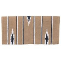 "Tough-1 Acrylic Blend Sierra Saddle Blanket 30""x30"""