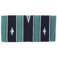 "Tough-1 Acrylic Blend Sierra Saddle Blanket 32""x32"""