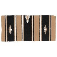 "Tough-1 Acrylic Blend Sierra Saddle Blanket 24""x24"""