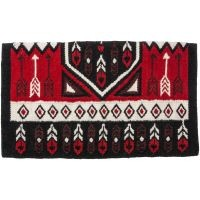 Tough-1 Phoenix Wool Saddle Blanket