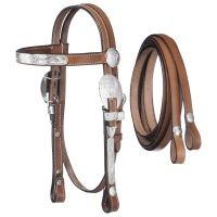 McCoy Collection Minature Headstall with Reins