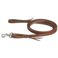 Tough1® Harness Leather Roping Reins
