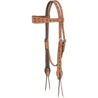 Reno Buckstitch Browband Headstall