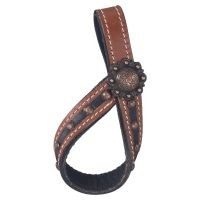 Cooper Belt Buckle Bling Tie Down Hobble