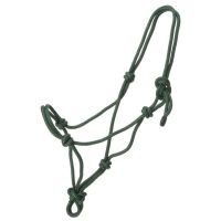 6-Pack Poly Rope Miniature Halter