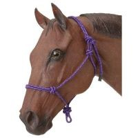 Tough-1 Poly Rope Tied Halter