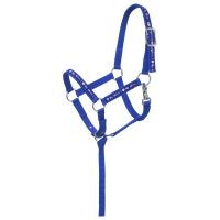 "Nylon ""I Love My Mini"" Miniature Halter"