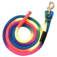 Tough-1 Nylon Rainbow Leads with Replaceable Hardware (Bolt Snap)