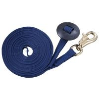 Tough-1 German Cord Cotton Lunge Line w/ Heavy Snap