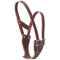 Premium Leather Crib Be Gone Comfort Collar