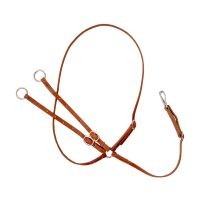 Performers 1st Choice Leather Martingale Harness