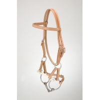 Royal King Half Breed Snaffle
