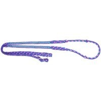 Mini Knotted Competition Reins with Crystal Accents