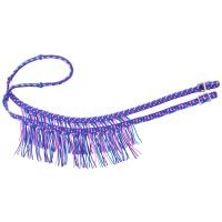 Miniature Knotted Competition Rein W/Fringe