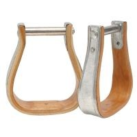 Royal King Metal Bound Stirrups