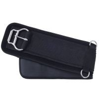 Tough-1 Snuggit Double Roller Buckle Waffle Weave Girth