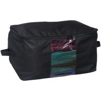 Tough1® Clear Panel Large Storage Bag