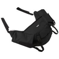 Tough-1 English Nylon Saddle Bag