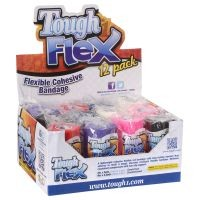 12-Pack Tough Flex Vet Bandage