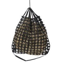 """Tough 1 Slow Feed 1/2"""" Web Hay Feeder with Drawstring Top"""