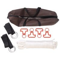 Tough-1 Four Horse No-Knot Picket Line Kit