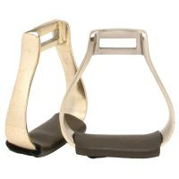 Australian Outrider Collection Aluminum Stirrup Irons