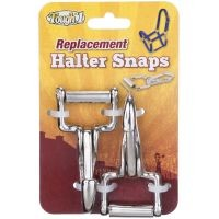2 Pack Halter Replacement Snaps