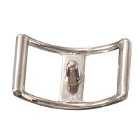 Nickel Plated Conway Buckle 4 Sizes