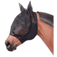 Tough-1 Minature Lycra Fly Mask with Ears
